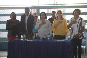 """Despacho de la Primera Dama promueve """"Conductas saludables: jóvenes felices"""""""